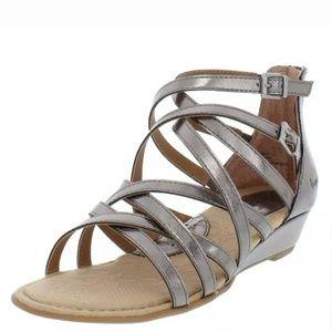 """""""NWB"""" B.O.C. Gladiator sandals"""